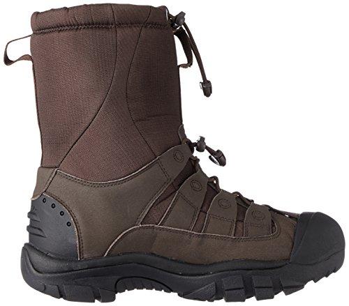 Acuto Mens Winterport Ii Winter Boot Demitasse / Ardesia Nera