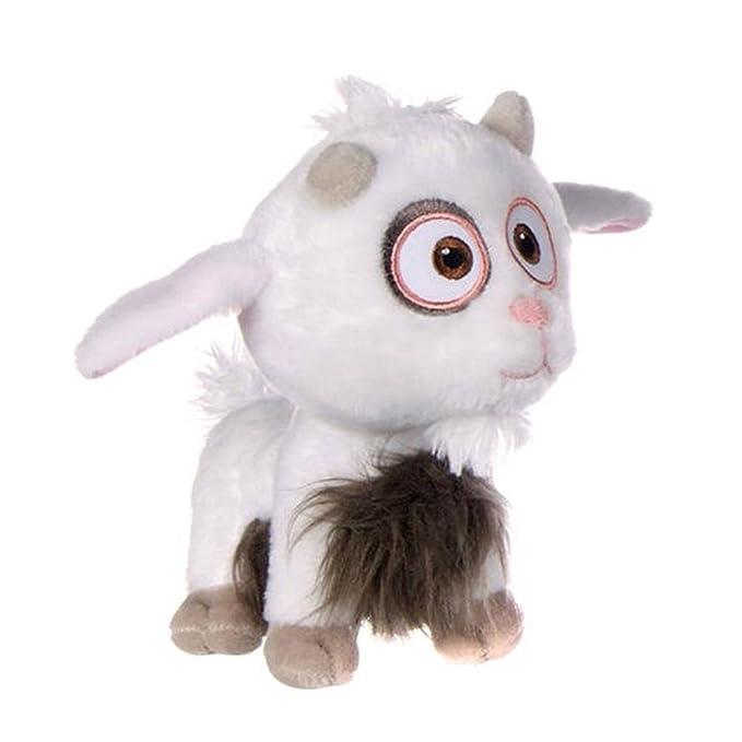 Amazon.com: Despicable Me Lucky the Uni Goat Plush Soft Toy 24cm: Toys & Games