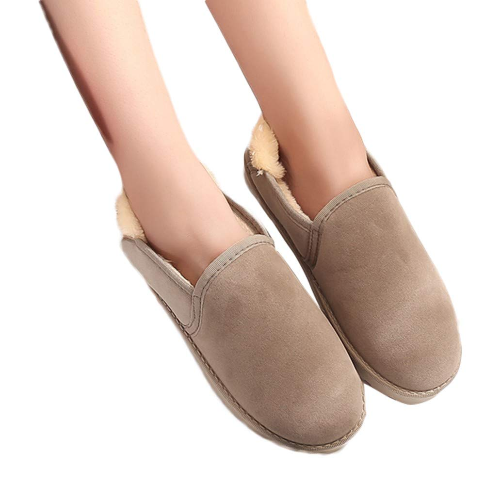 38a0ba400fa44 Amazon.com: Memela Clearance Sale!!Female Snow Boots Student Bread ...