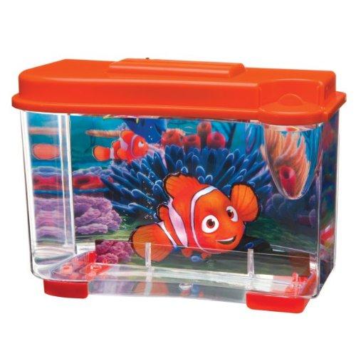 Image gallery nemo aquarium kits for Fish tank petco