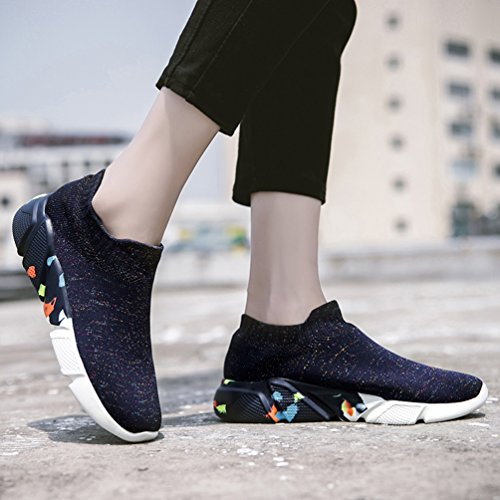 Shoes Sports Running Outdoor de Sport Homme 8082bleu Chaussure HUxRvOqwn