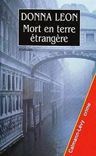 Mort en terre étrangère : roman