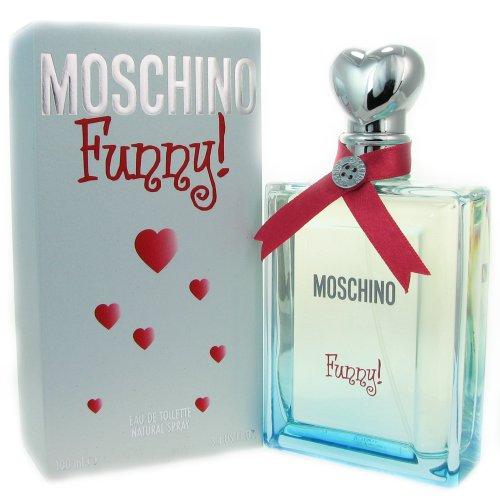 Moschino Funny By Moschino For Women. Eau De Toilette Spray 3.3 Oz