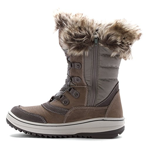 Santana Canada Womens Myrah Leather Boot Fbn7qgi