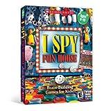 I SPY Fun House by Scholastic - Jewel Case