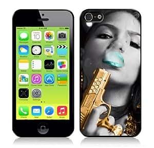 Diamond Supply Co x Cassie iPhone 5/5s Case Gold Gun Cases & Co.