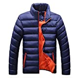 Best Caterpillar Coats And Jackets - private-space-Aurelie Winter Jacket Men 2019 Fashion Stand Collar Review