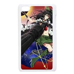 iPod 4 Case Whtie utsuho reiuji touhou project Popular Anime image WUP6761168
