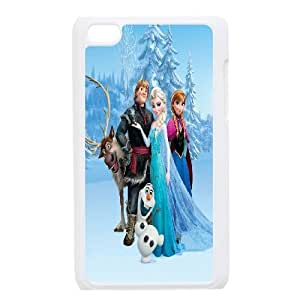 AinsleyRomo Phone Case Frozen forever and Snowman Olaf series pattern case FOR IPod Touch 4th [OLAF]91531