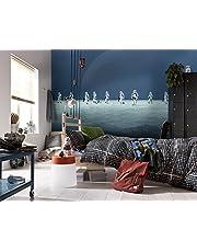 Komar - Star Wars - fotobehang SCARIF BEACH - 368 x 254 cm - behang, muurdecoratie, stormtroler, Galaxy - 8-444