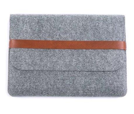 JEBAGO Apple Macbook 12 inch Wool Felt Computer Sleeve Case