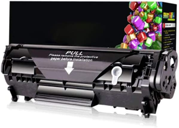 Clear Print Without Leakage-black3 Suitable for HP 388A Toner cartridges CC388A HP1108 P1106 1007 1008 M128fn cartridges with Large Capacity
