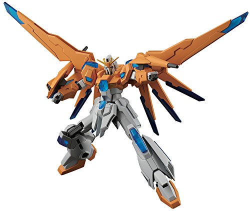 """Price comparison product image Bandai Hobby HGBF Scramble Gundam Build Fighters Try"""" Building Kit (1 / 144 Scale)"""