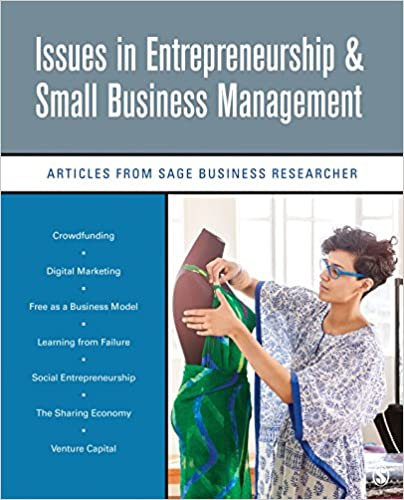 Amazon Com Issues In Entrepreneurship Small Business Management