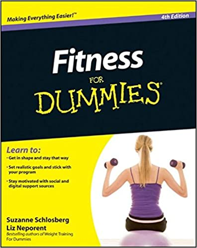 Book Fitness for Dummies, 4th Edition