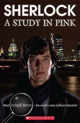 Sherlock: A Study in Pink (Scholastic Readers) by Paul Shipton (1-Nov-2012) Paperback