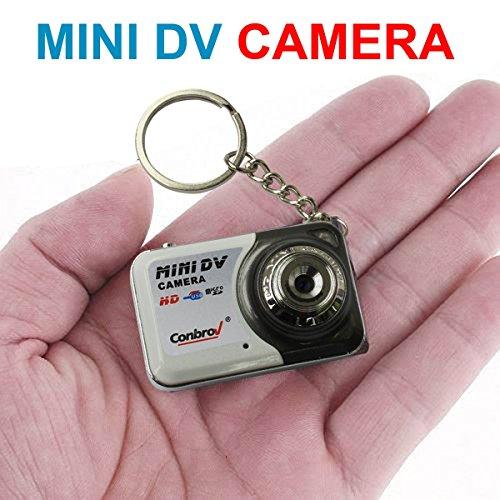 Conbrov Camera Keychain Pocket Camcorder