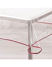 Décor Line bordsduk kristall rektangulär 140 x 240 cm