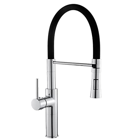 Kitchen Sink Tap Pull Down Singel Lever Pull Out Spray Kitchen Mixer