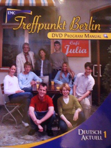 Treffpunkt Berlin DVD Program Manual (Deutsch Aktuel 1)