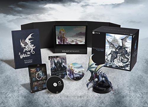Ps3 Final Fantasy Xiv 14 Heavensward Collector's Edition Limited