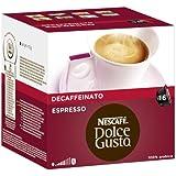 Nestle - Cafe Descafeinado Dolce Gusto 12045472, 16 Capsulas.