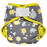 Best  - Best Bottom Cloth Diaper Shell-Hook and Loop, Hedgehog Review