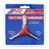 A&R Sports Multi Tool Screwdriver