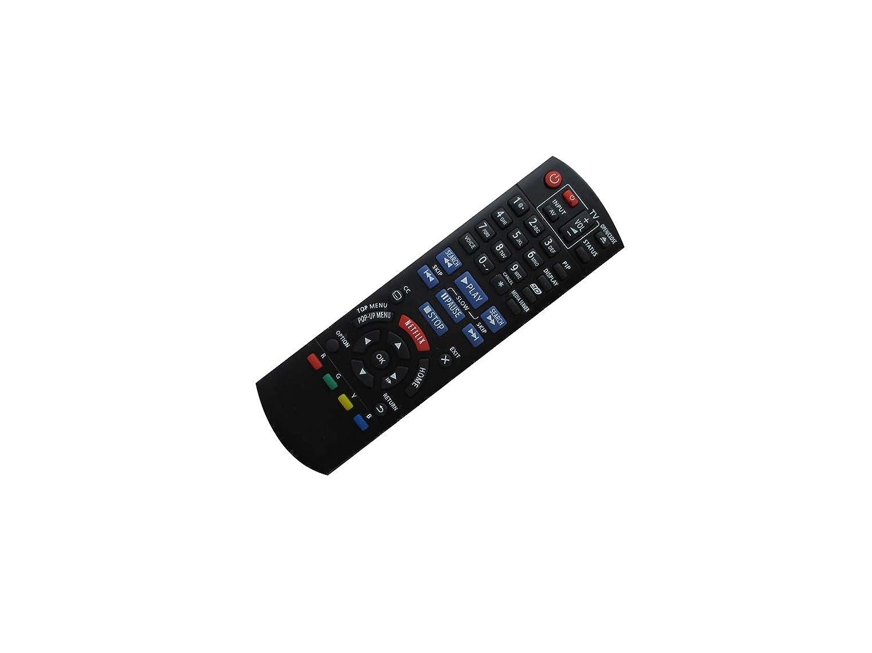 YOun Remote Control for Panasonic N2QAYB000867 and DMP-BD89 BD79 Blue-ray