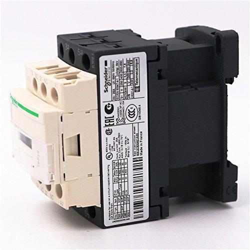 AC Contactor 3P LC1D12 LC1D12G7 LC1-D12G7 12A 120V AC coil