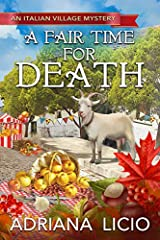 The annual Chestnut Fair brings visitors from far and wide to the sleepy village of Trecchina. This year, one will be coming to die.                                     The moment Vanda Riccardi makes the grisly discovery in t...