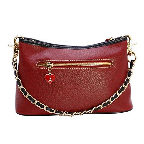 La Tour Eiffel Paris Annie Collection Evening Handbag Red (Bags Tour Eiffel)