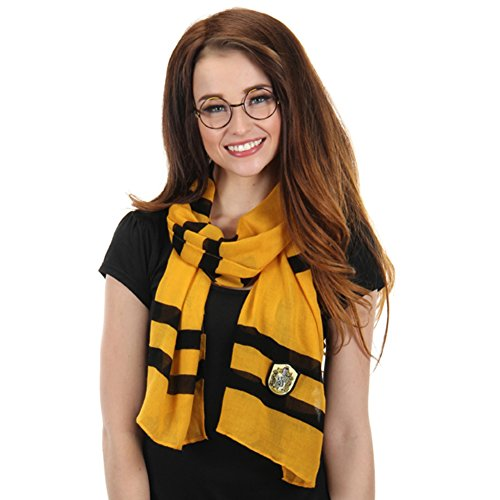 elope Harry Potter Hufflepuff House Lightweight (Hufflepuff House Scarf)