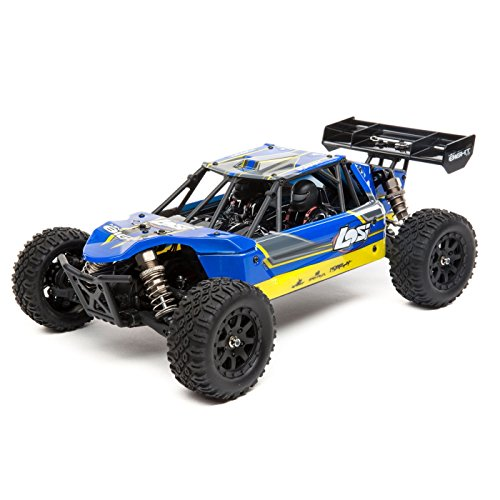 - Losi Ten-SCTE Troy Lee Designs RTR AVC 4WD SCT Vehicle (1/10 Scale)