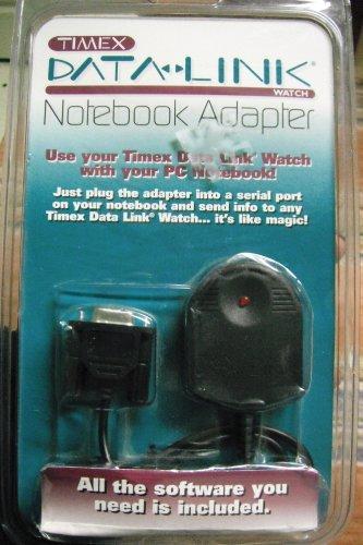 DATA LINK WATCH Notebook Adapter - Timex