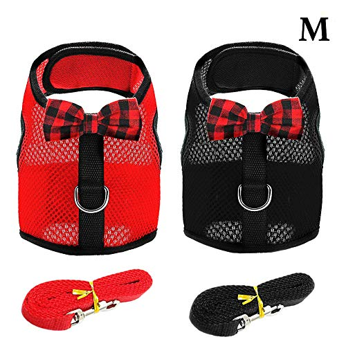 Rabbit Harness and Leash, 2 Set No Pull Cat Leash Stylish for sale  Delivered anywhere in USA