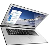 "Lenovo Ideapad 700-15ISK - Portátil de 15.6"" Full HD (Intel Core I7-6700HQ, RAM de 16 GB, HDD de 1 TB y SSD de 128 GB, Nvidia Geforce 950M de 4 GB, Windows 10 Home) blanco - teclado QWERTY Español"