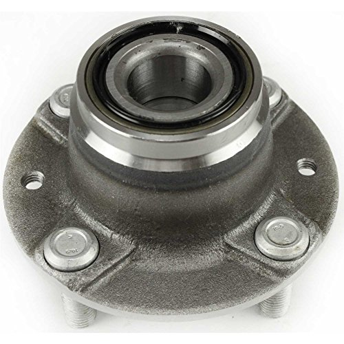 Wheel Hub and Bearing compatible with 90-97 99-2005 Mazda Miata Front Left or Right RWD With Wheel Studs