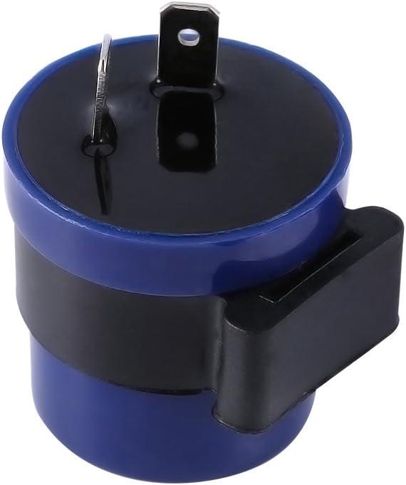 2 broches 12VFlasher Beeper Relay relais de clignotant moto universel relais de clignotant de moto moto clignotant clignotant clignotant