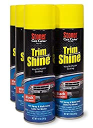 Stoner Car Care 91034-6PK Trim Shine Protectant, 72 fl. oz, 6 Pack