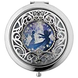 Disney Sephora Collection 2015 Limited Edition Elsa and Anna Compact Mirror For Sale