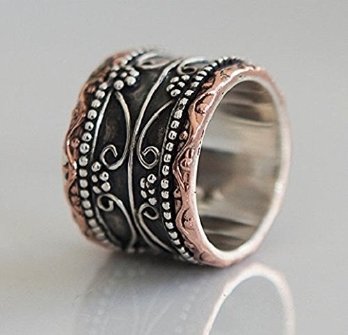 Top trend Spinner Ring - Meditation Ring