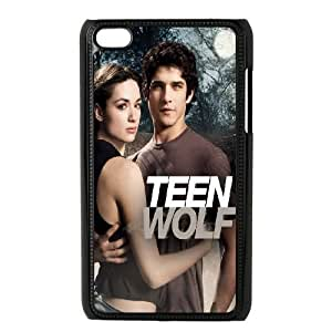 Teen Wolf Personalized Case for Ipod Touch 4, Customized Teen Wolf Case