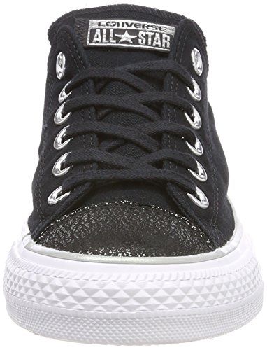 Silver Taylor Casual Ox Star All Black Converse Women's Shoe Chuck White Swngq4WxzZ