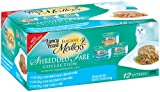 Fancy Feast Elegant Medleys for Cats, Shredded Fare Collection, 3-Ounce Cans (Pack of 24), My Pet Supplies