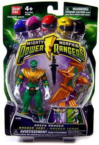 Power Ranger Mighty Morphin Green Ranger
