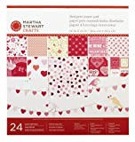 Martha Stewart Crafts Enchanted Woodland Paper Pad, 24 Sheets