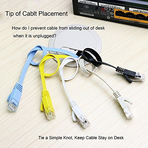cat6 ethernet cable 5ft 5 pack at a cat5e price but. Black Bedroom Furniture Sets. Home Design Ideas
