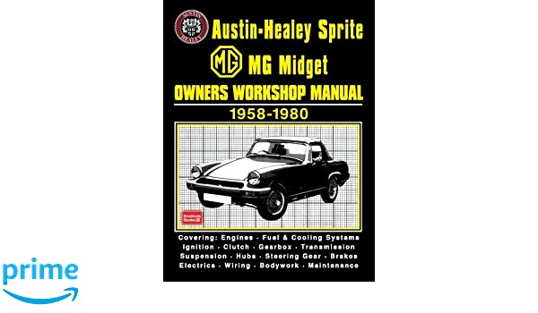 Sprite midget workshop manual