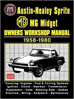 Sprite midget workshop manual